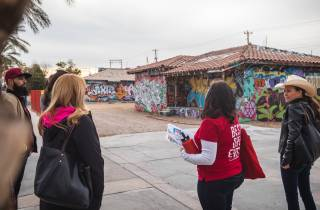 Lonely Planet-Erlebnisse: Vintage Vegas Arts District Tour