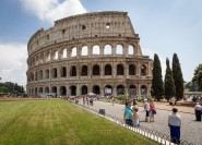 Kolosseum & Forum Romanum: Private Tour mit Hotelabholung