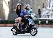 Florenz: Geführte Vespa-Tour