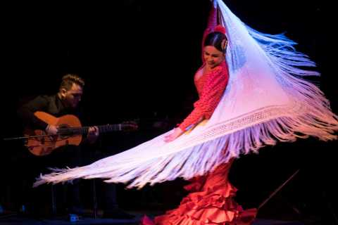 Show de Flamenco no Barcelona City Hall