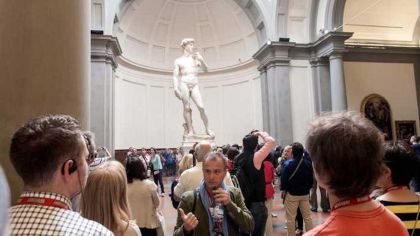 Florenz: Accademia ...