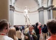 Florenz: Accademia Gallery Kleingruppentour