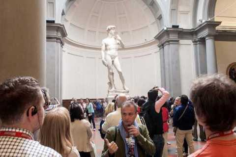 Florence: Accademia Gallery Small Group Tour