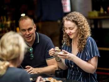 Verborgenes Melbourne: 3-stündiger kulinarischer Rundgang