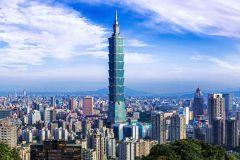 Taipé: Ingresso para o Deque de Observação do Taipei 101