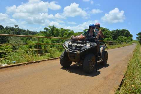 Mauritius: Full-Day Quad Bike Tour with Lunch