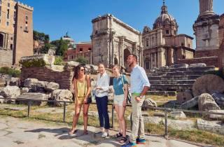 Rom: Kolosseum & Forum Romanum VIP-Tour