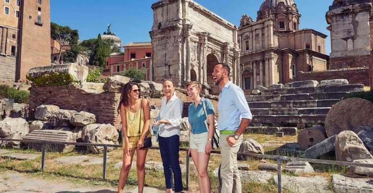 Rome: Colosseum & Roman Forum VIP Tour