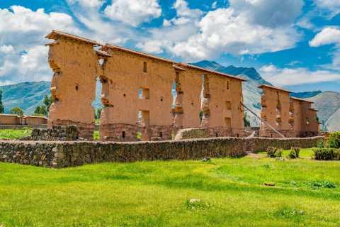 Transfert en bus avec visites entre Cuzco et Puno