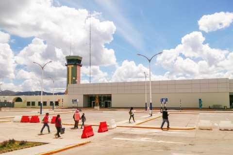 Transferts privés entre l'aéroport de Juliaca et la ville de Puno