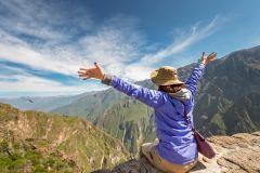 Andes: Excursão de um dia ao Colca Canyon