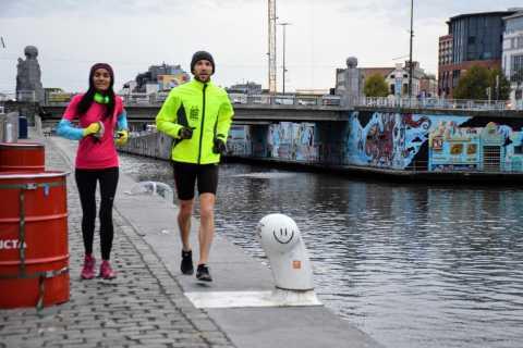 Brussels: Kanal and Molenbeek Runnning Tour