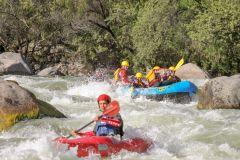 Arequipa: Rafting no Rio Chili