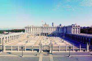Madrid: Früher Einlass & Tour ohne Anstehen im Königspalast