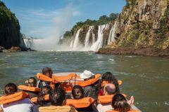 Cataratas do Iguaçu: Tour Guiado e Macuco Safari de Bote