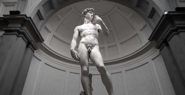 Florencia: Sin colas, visita a la Galería de la Academia