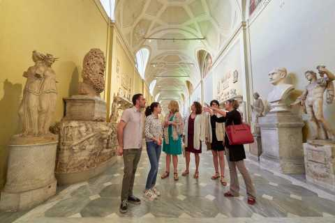 Vatican: Tour of the Sistine Chapel and St. Peter's Basilica