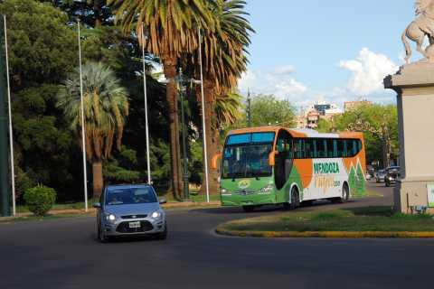 Mendoza: Excursão Turística de Meio Dia