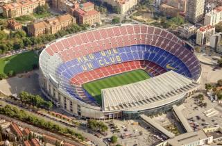 Camp Nou Erlebnis: FC Barcelona Museum und Tour