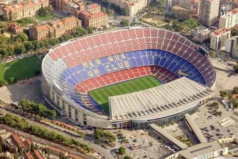 Tour Estádio Camp Nou e Museu FC Barcelona