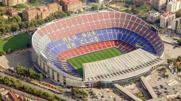 Experiencia Camp Nou: tour y museo del FC Barcelona
