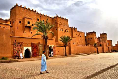 Agadir: Day Trip to Ouarzazat and Ait Ben Haddou