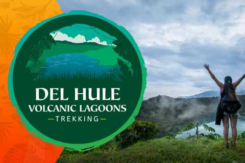 La Fortuna: Small Group Trek in Hule Lagoon Volcanic Crater