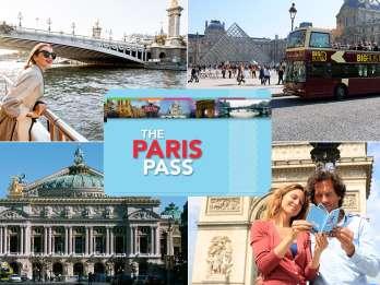 Paris Pass®: Kostenloser Einlass zu über 60 Attraktionen. Foto: GetYourGuide