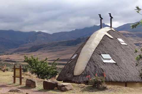 Van Durban: Sani Pass, Drakensberg en Lesotho Day Trip