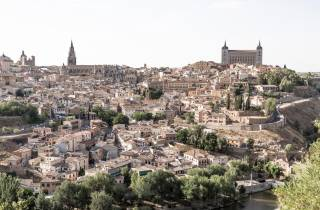 Ab Madrid: Tour nach Toledo