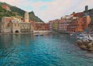 Ab Florenz: Cinque Terre Kleingruppentour mit Mittagessen