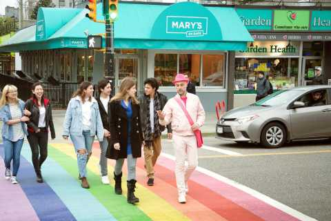 Vancouver: LGBTQ2+ History Tour with Guide