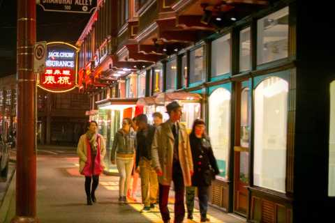 Vancouver: City Secrets Guided Tour