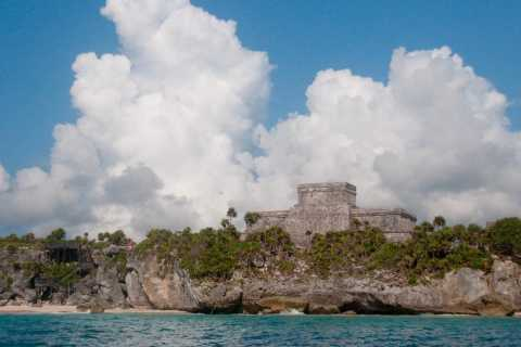 Tulum: Snorkeling Adventure in Cenote and Reef