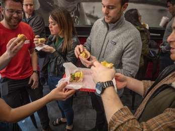 Lonely Planet Experiences: Chicago Geschichte und Food Tour