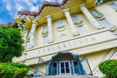 Orlando: WonderWorks - Passe de Acesso Completo