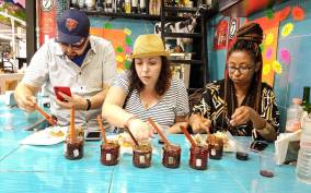 Mexico City: Authentic Downtown Food Tour