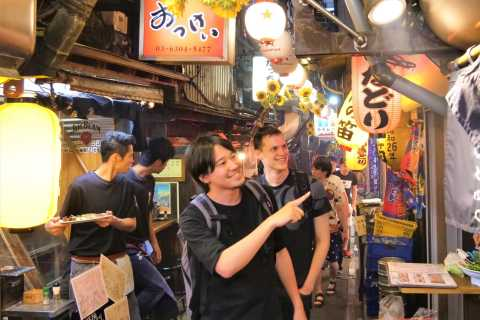 Tokyo Bar-Hopping Tour