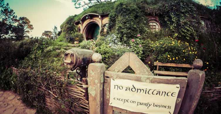 From Auckland: Hobbiton Afternoon Tour
