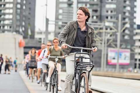 Rotterdam: culinaire rondleiding per fiets