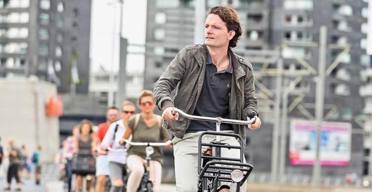 Rotterdam: Food Tour by Bike