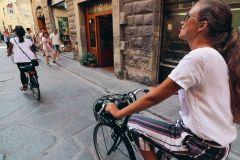 Florença: Tour em Bicicleta Vintage c/ Degustação de Gelato