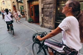 Florenz: Vintage-Fahrradtour mit Gelato-Verkostung