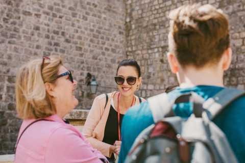 Dubrovnik: excursão a pé para madrugadores