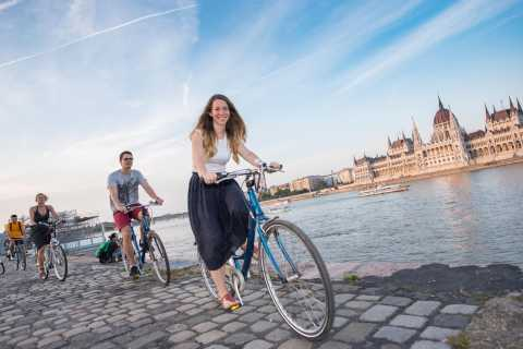 Budapest: 2.5-Hour Sightseeing Bike Tour