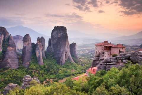 From Thessaloniki: Private Day Trip to Meteora