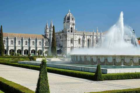 Lisbon: Guided Half-Day City Tour