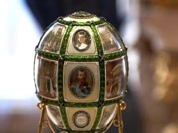 St. Petersburg: Private Tour im Fabergé Museum