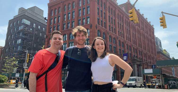 NYC: East Village TV & Movie Sites Walking Tour