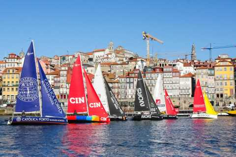 Porto: Guided Sailing Experience in Douro River